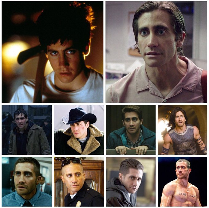 Happy 37th birthday to Jake Gyllenhaal! Which of his performances is your favourite?