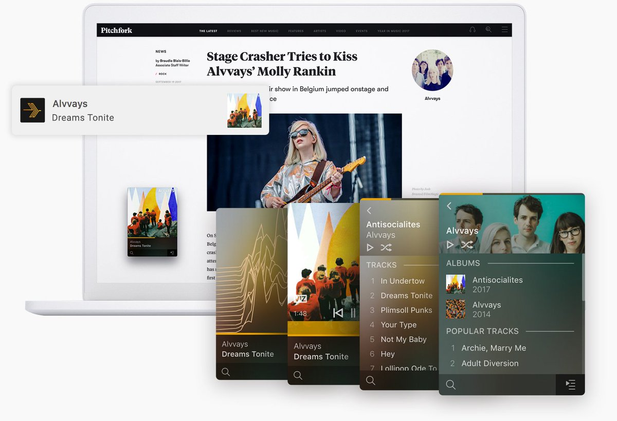 Plex On Twitter Plexamp Is Plex S Gorgeous Replacement For Winamp Plexamp Is The First Result Of Another New Plex Announcement Plexlabs A New Ethos The Company Explains That Will Bring Exposure To
