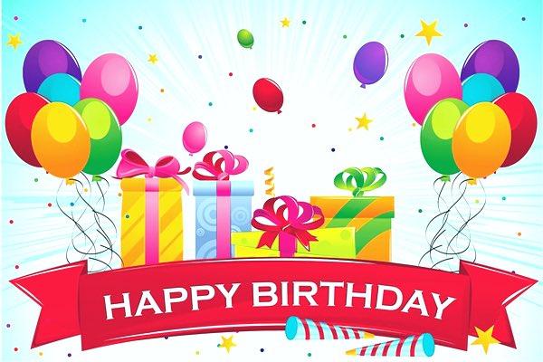 Happy Birthday enjoy your day!