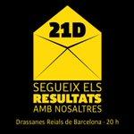 Aquest #21D, a partir de les 20 h, et convidem a seguir els resultats en directe amb nosaltres a les Drassanes de Barcelona. Omplim les urnes de república i celebrem-ho tots junts! 💪  📌 21-D | 20 h 📍 Drassanes Reials (BCN) ✅ Accés gratuït  #oRepúblicaoRepública