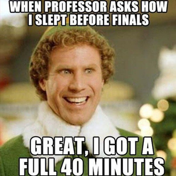 DRbYgrXXcAARz_q college memes to get through finals week (31 photos) thechive