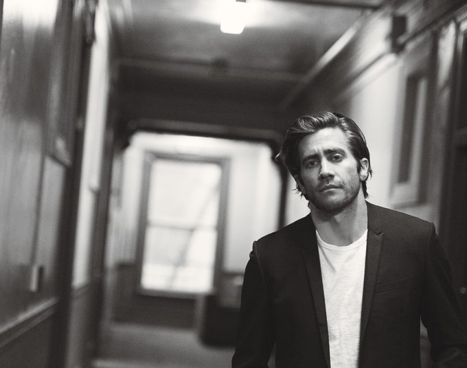 Happy birthday Jake Gyllenhaal who has 3 films out in 2018. Photo: W Magazine