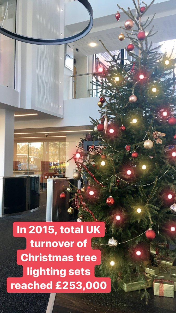 jon gough on twitter 6 days til christmas in 2015 total uk turnover of christmas tree lighting sets reached 253000 httpstcoc62xt4lrco