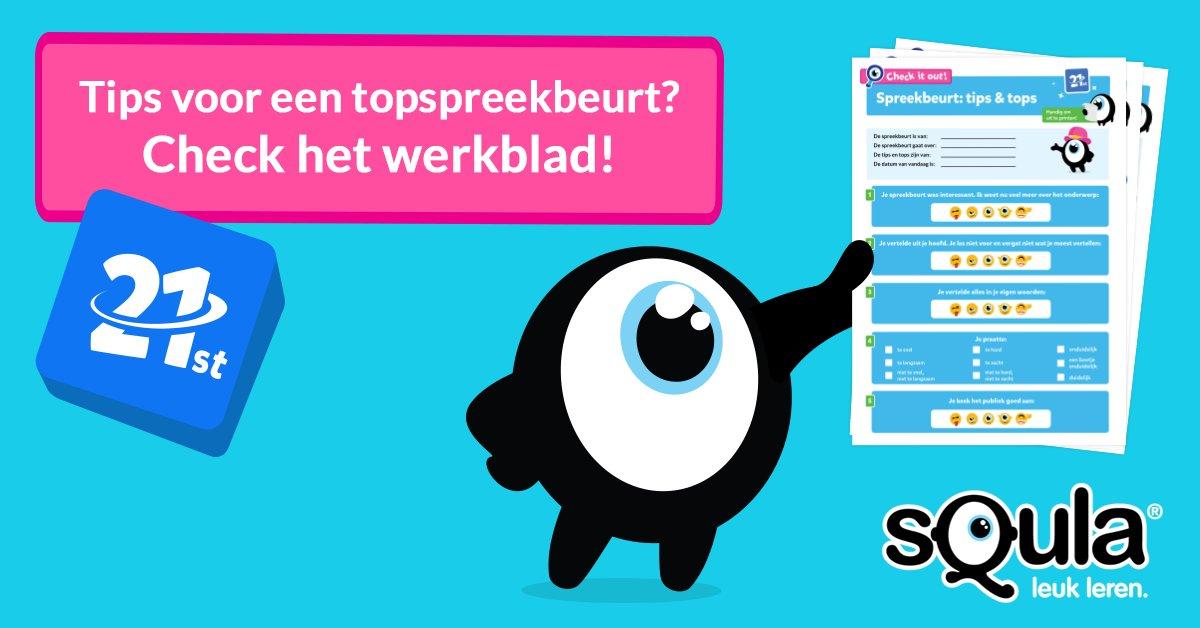 """squla nederland on twitter: """"wat zijn de tips en tops bij het maken"""