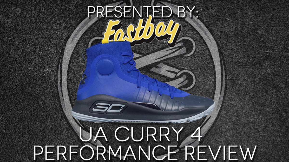 2dd8bf34697 UNDER ARMOUR CURRY 4 PERFORMANCE REVIEW - YouTube. Nightwing2303 on Twitter