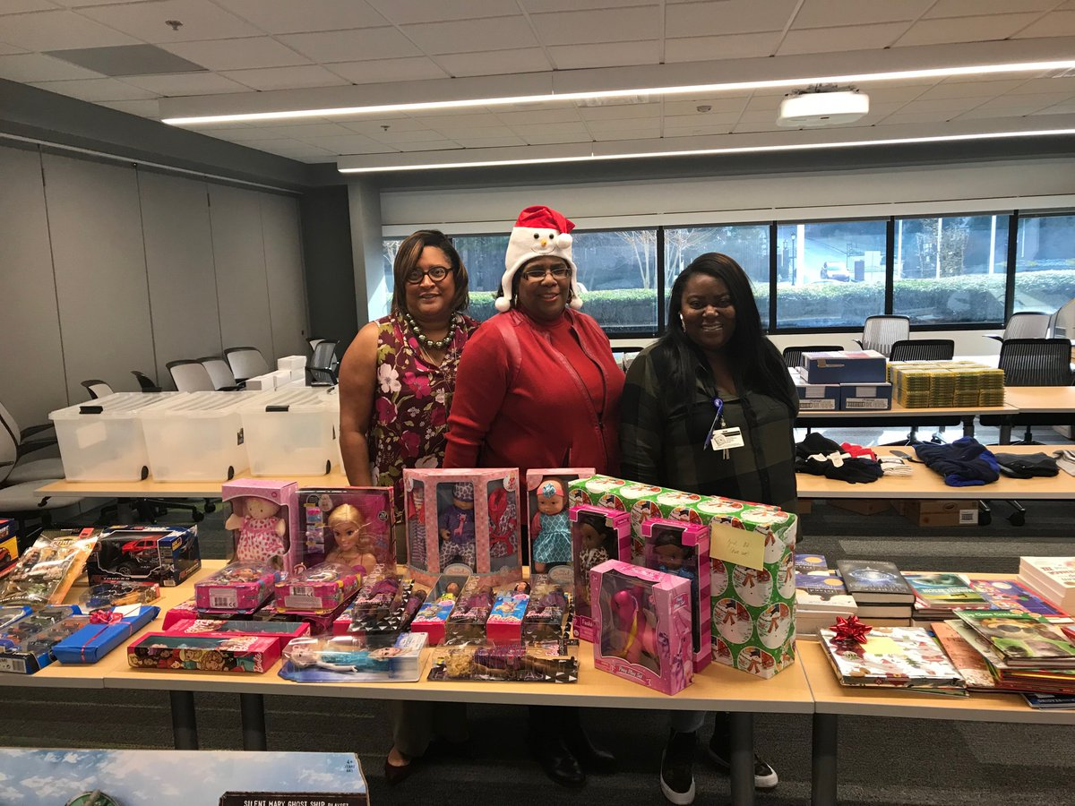Fulton County Schools employees bringing holiday joy to our students once  again! Thank you for your kindness. Show us how you give. Post your holiday  giving ...