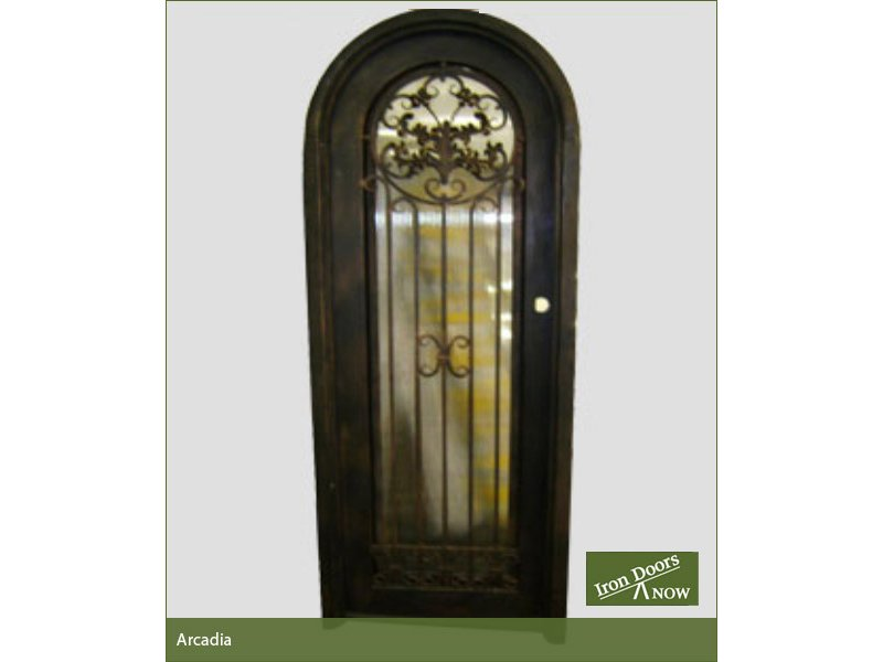 marea iron view front unlimited door mara doors