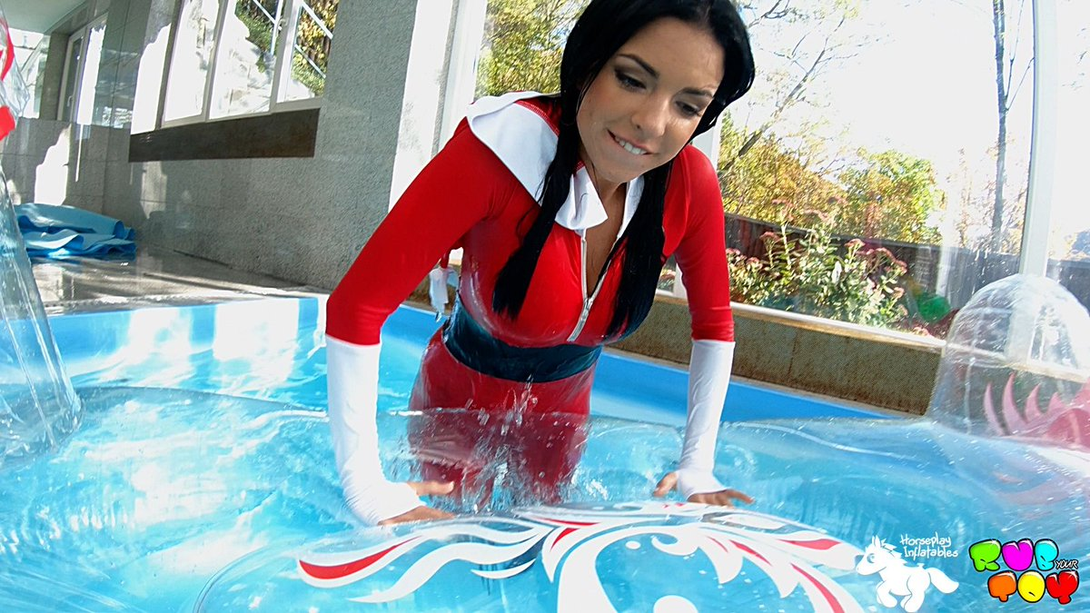 Fetish inflatables video