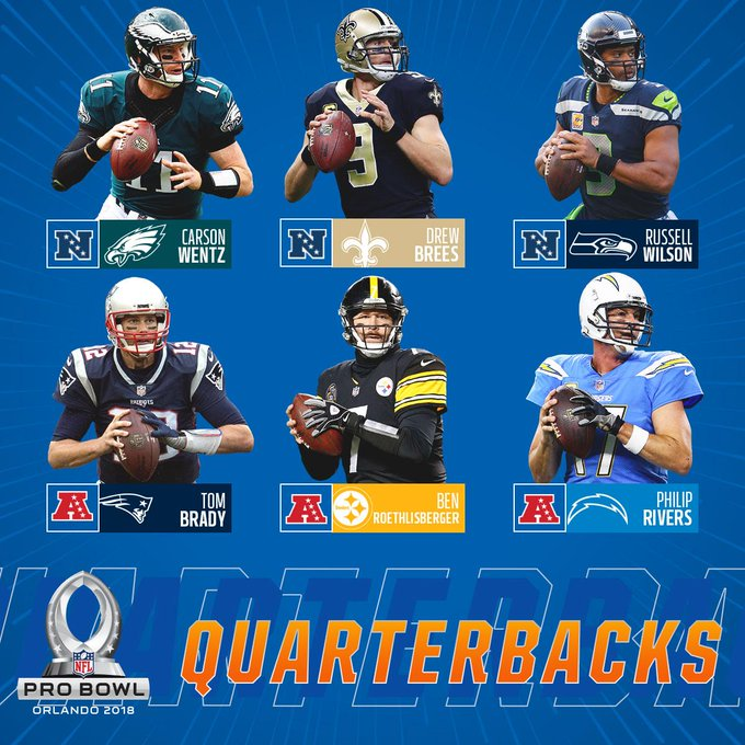 newest 7ee11 eea15 2018 Pro Bowl Roster: Who Got In? Who Got Snubbed? | Denver ...