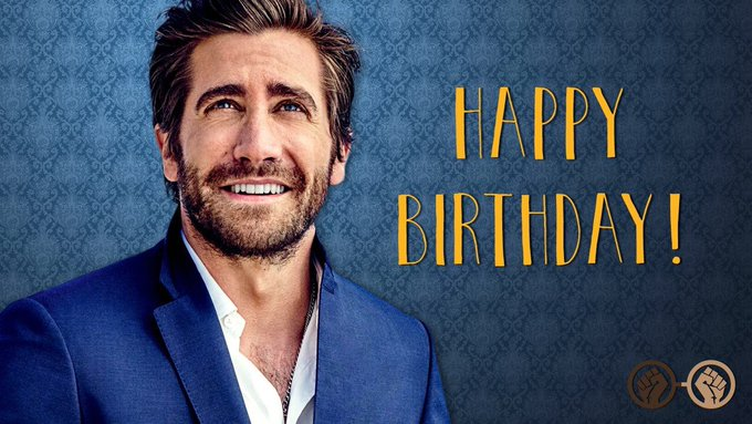 Happy Birthday, Jake Gyllenhaal! The insanely talented actor turns 37 today!