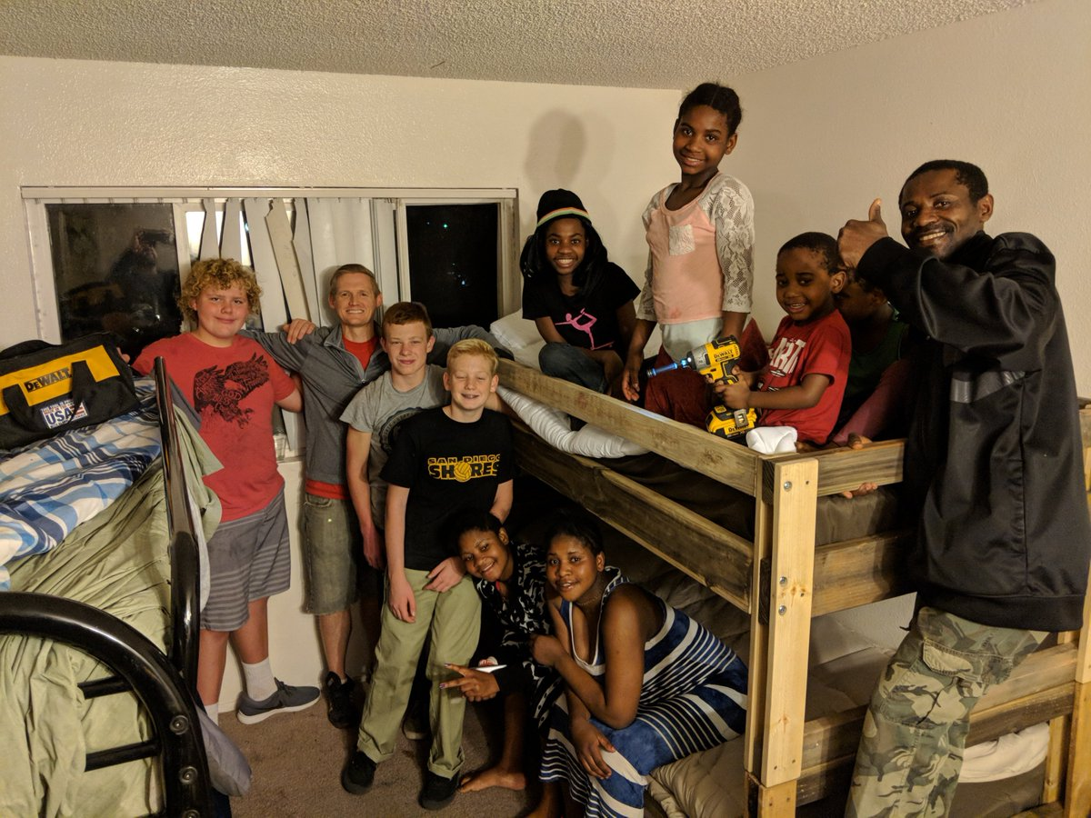 Nothing brings us greater joy than to be able to deliver beds to families that need them! Do you or someone you know need a bed? Fill out a request!  https://hubs.ly/H09td720