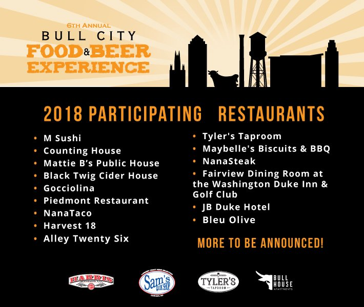 Dpac On Twitter Announcing The First 15 Restaurant Partners For