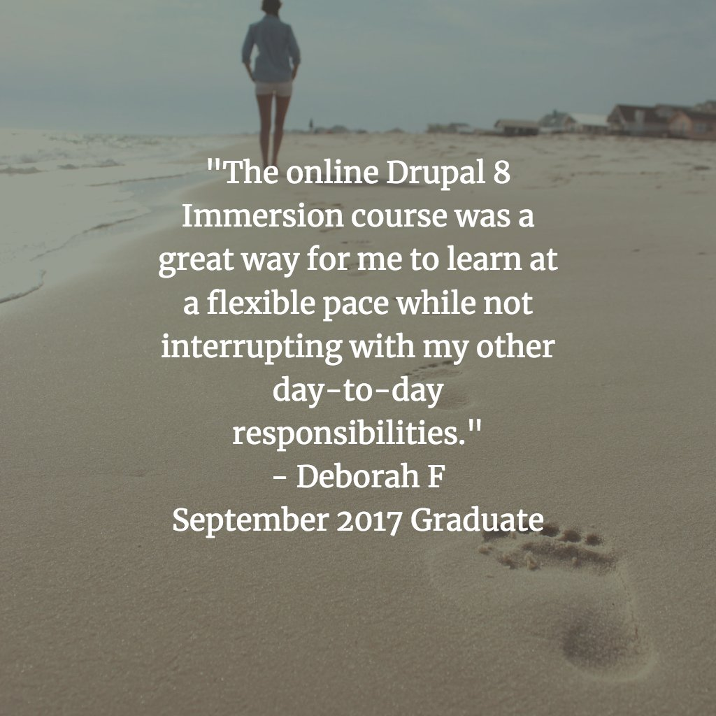 Acquia academy acquiaacademy twitter no better time than now to get acquia drupal 8 developer certified drupal 8 immersion starts jan 11 early bird pricing applies xflitez Gallery