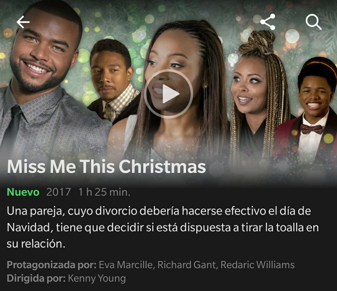 Miss Me This Christmas.Gallo De Netflix On Twitter 19 12 17 Miss Me This