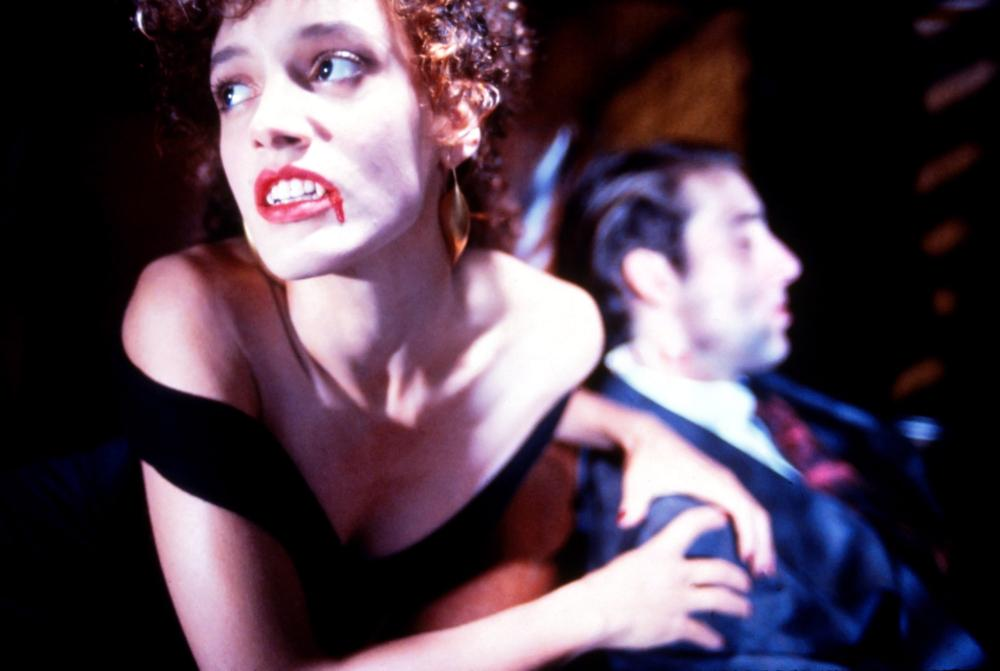 Happy birthday to Jennifer Beals! She rules in VAMPIRE\S KISS.