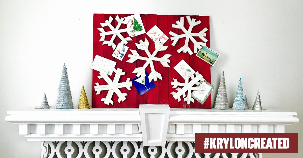 A Deep Krylon Burgundy Paired With Soft Metallic Touches To Create A Seasonal Holiday Card Display Ow Ly Xbvihklzc Pic Twitter Com Kkrbrwcpg