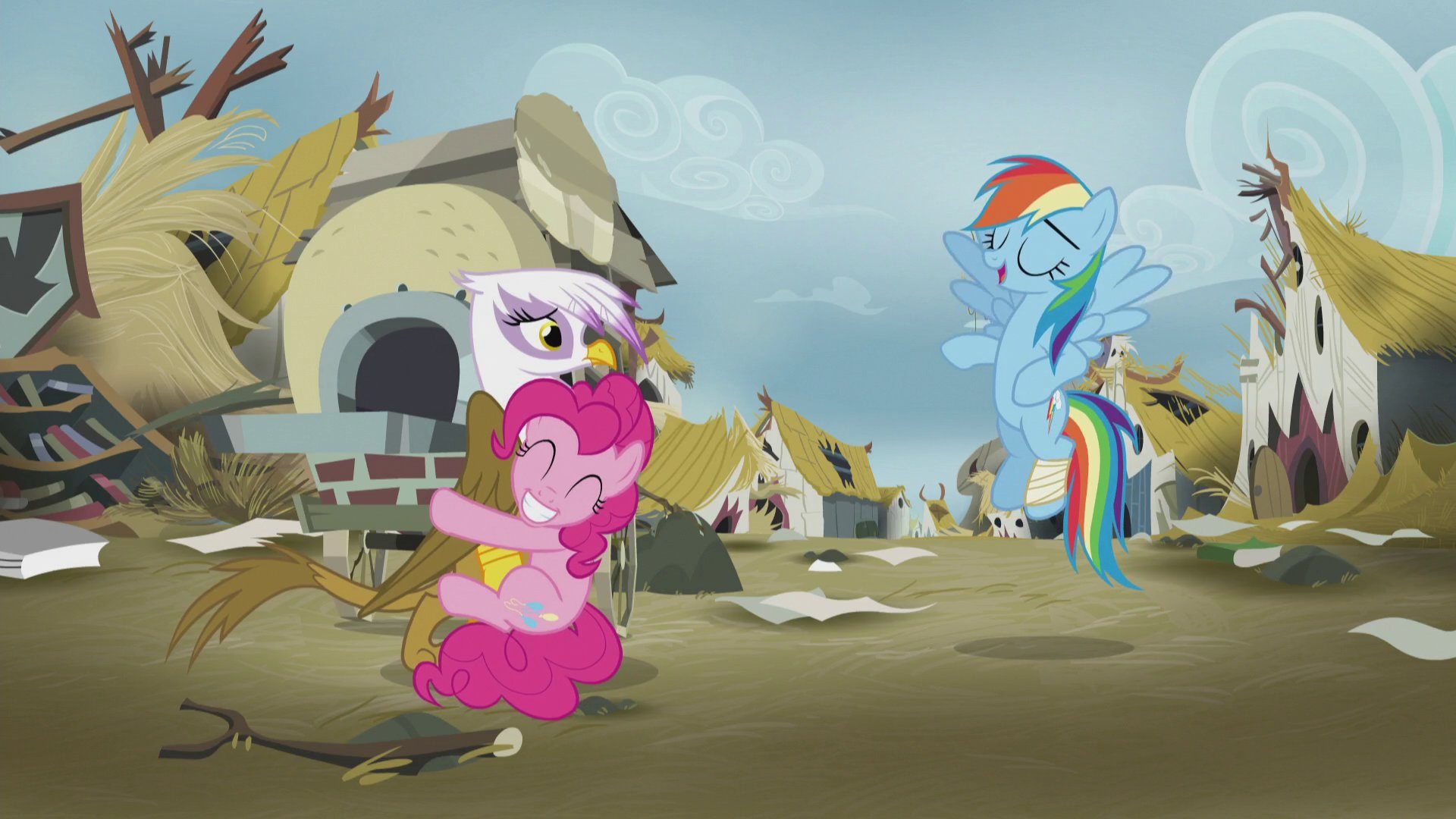 """emergency pony on twitter """"the lost treasure of"""