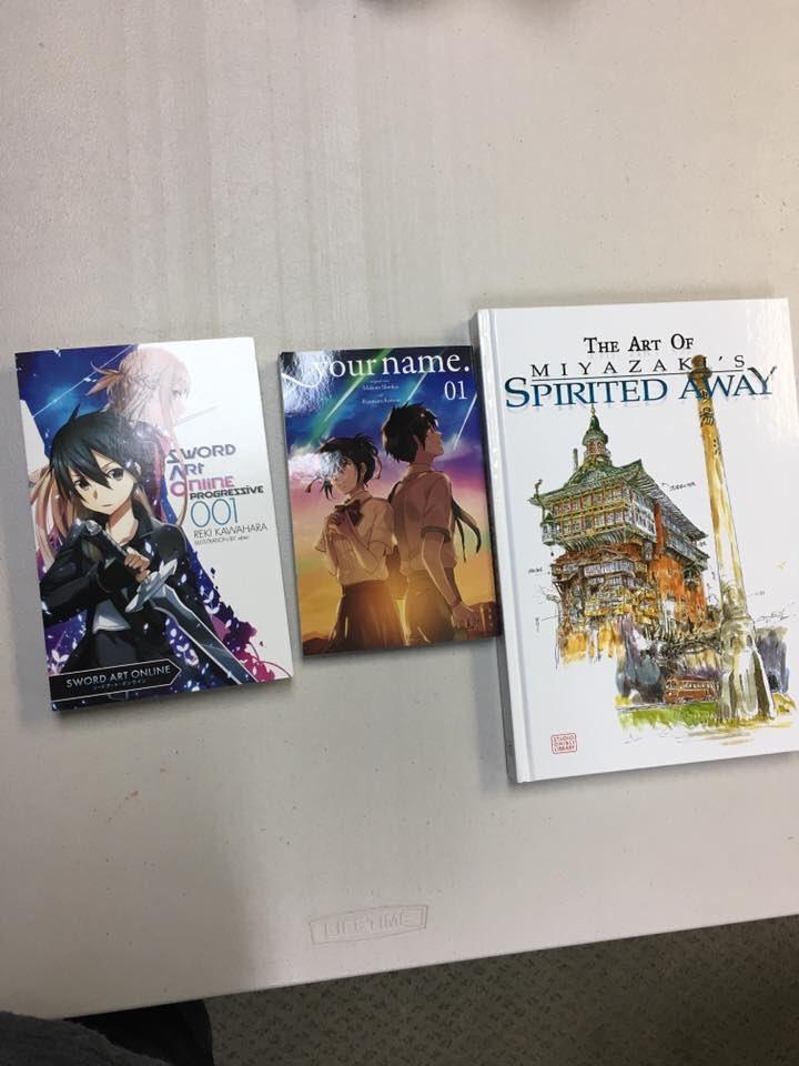 Sword Art Online Gift Ideas