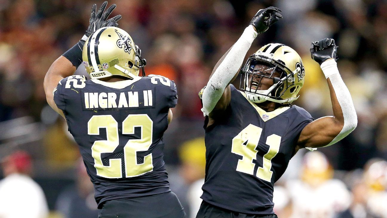Saints first since '75 to send 2 RBs to Pro Bowl https://t.co/NMnwEkV9Hv #Rams https://t.co/Dkb6V7xRf0