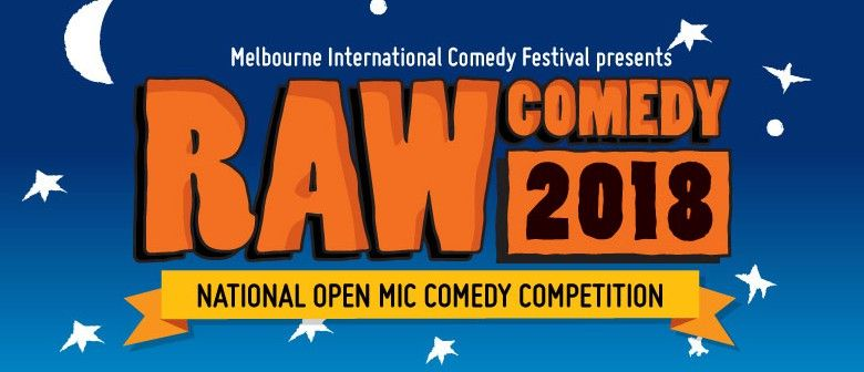 raw comedy quest wellington 2018