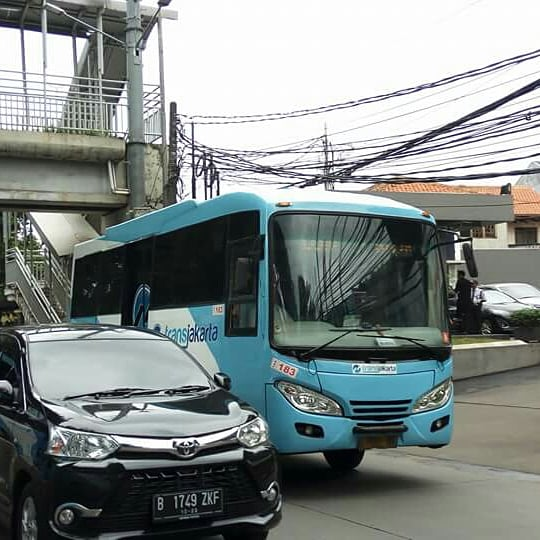 Transportasi Jakarta On Twitter Rute Tersebut Beroperasi Mulai