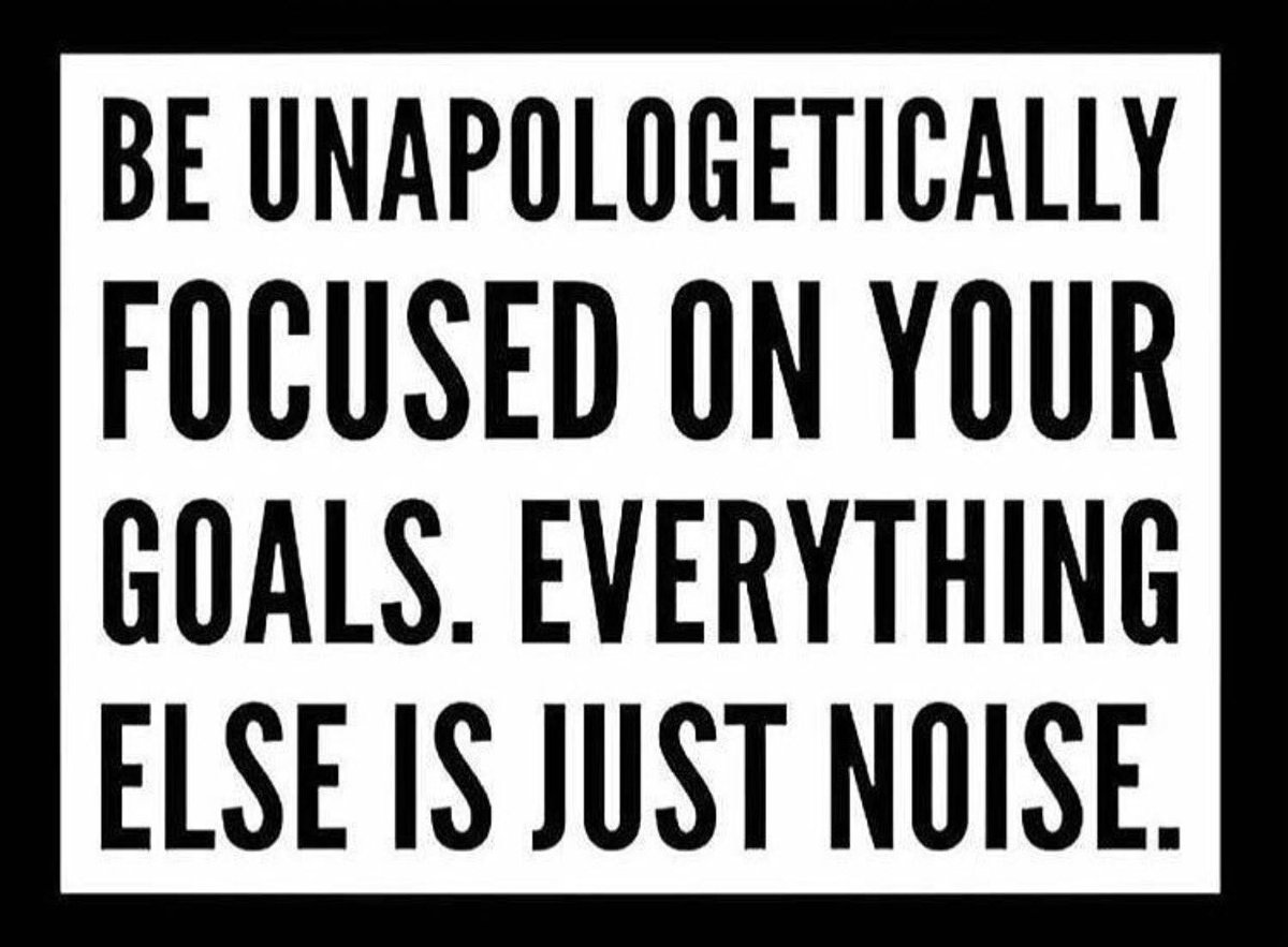 marcus l dawson on twitter be unapologetically focused on your