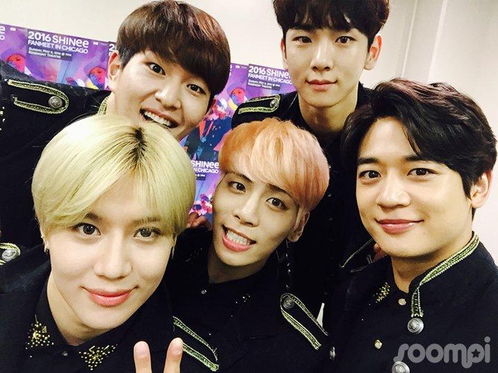 группа корейцев шайн фото желаю много счастья