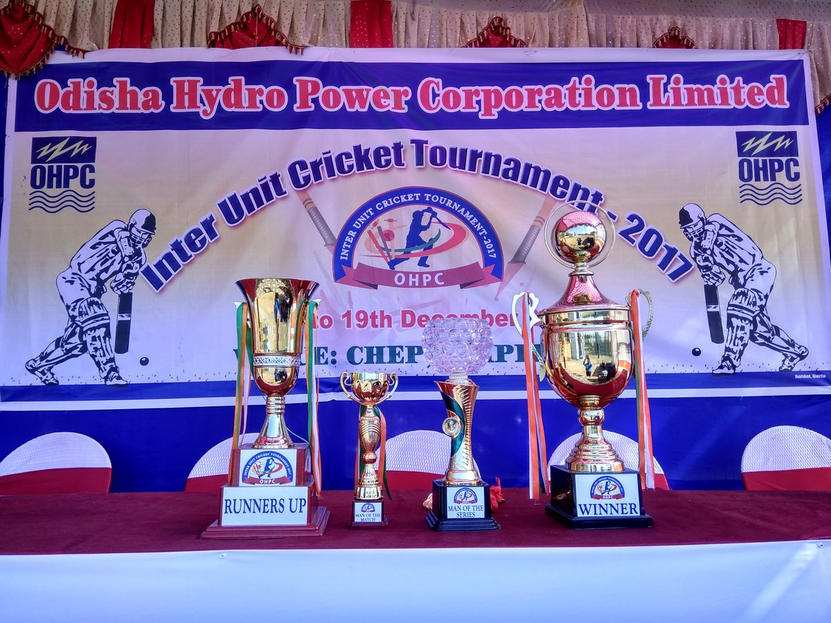 Ohpc Odisha On Twitter 1st Inter Unit Ohpc Cricket