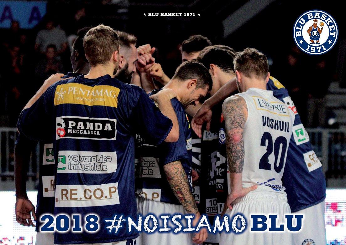 Calendario Basket A2 Ovest.Blu Basket Treviglio On Twitter Il Calendario 2018