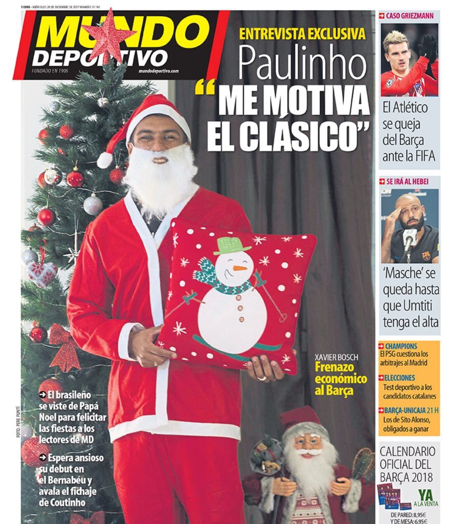 paulinho. hilo oficial - Página 5 DReL9aZXUAA5P9Q
