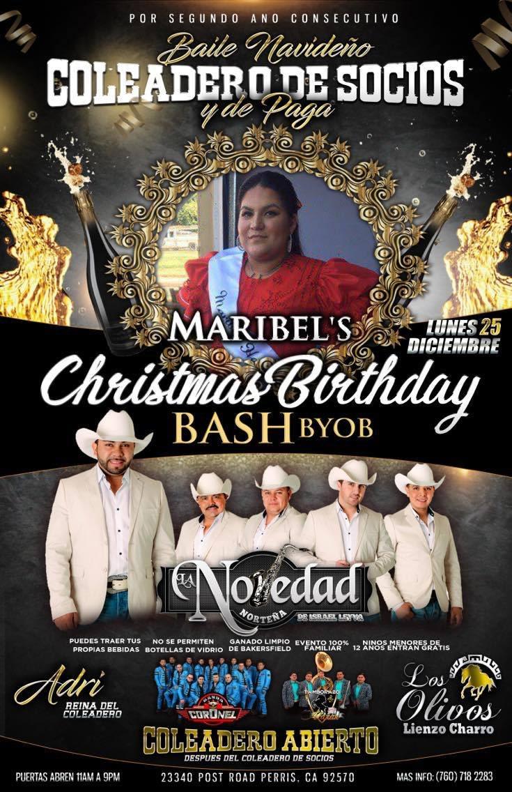 Maribel Herrera At Soycharra Twitter