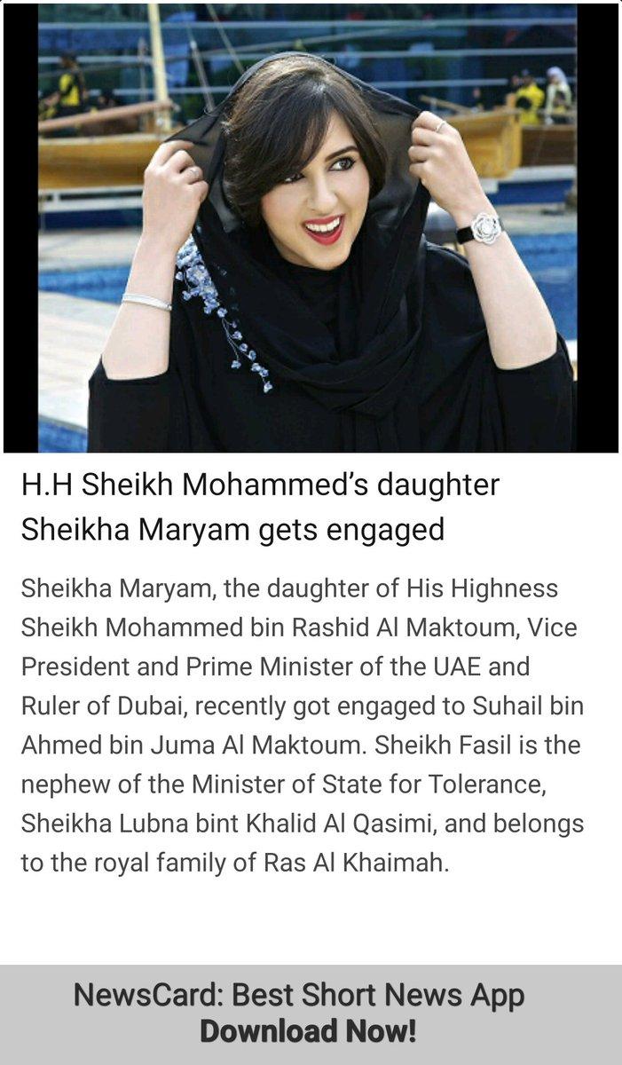 sheikhamaryam hashtag on Twitter