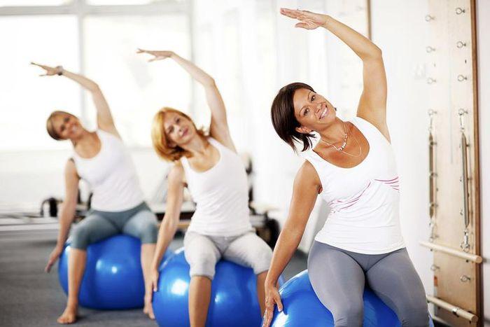 Многоповторный Тренинг Для Похудения.