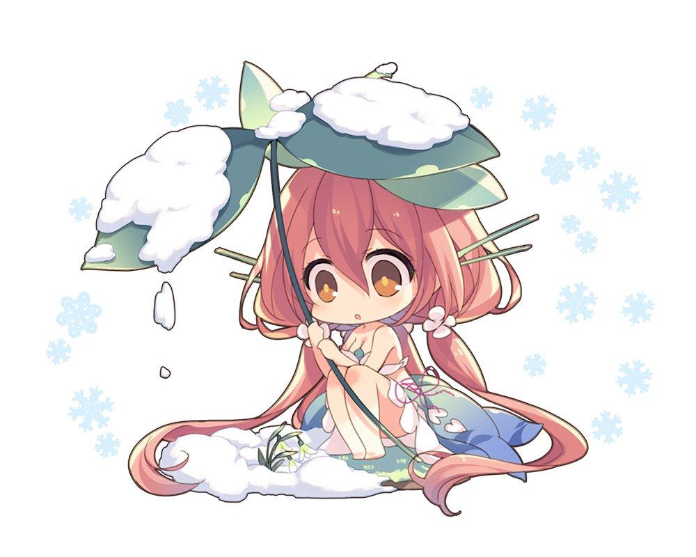 ❄️冬のゆぐゆぐ🌱