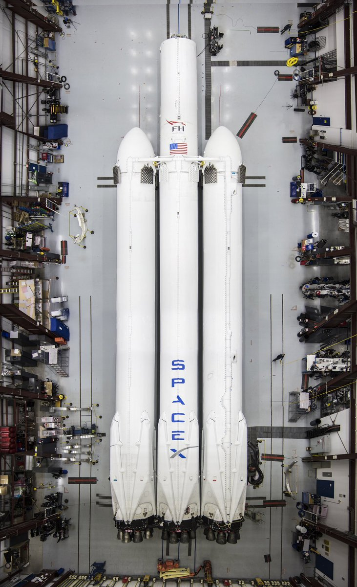 Falcon Heavy at the Cape