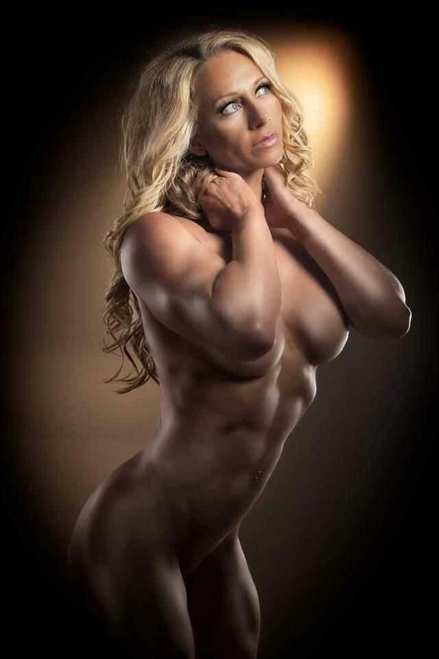 Nude Sexy Bodybuilding Girls