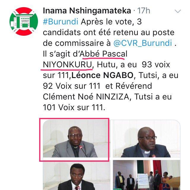 Iburundi On Twitter Alert Burundianother New Member Of