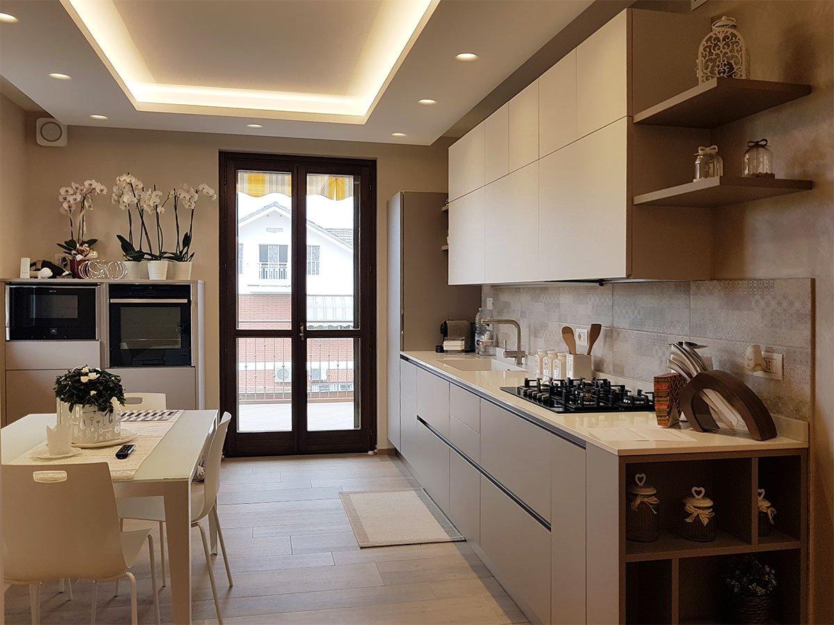Stunning Oyster Veneta Cucine Contemporary - Idee Arredamento Casa ...
