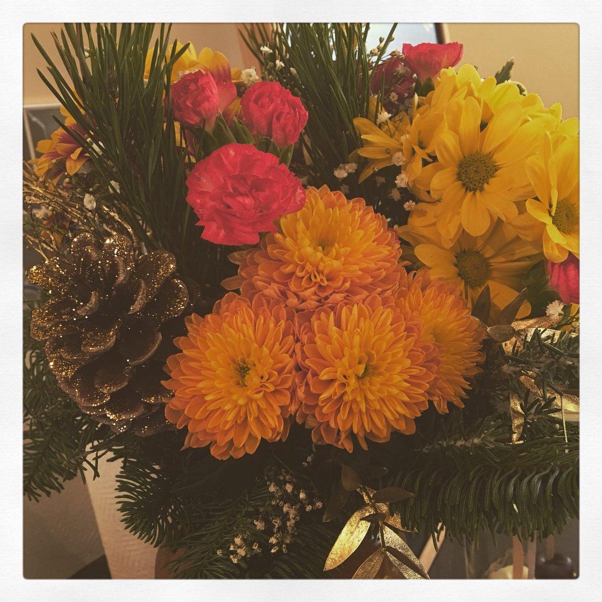 Festival Coffee On Twitter Festive Flowers Tomorrow We Will