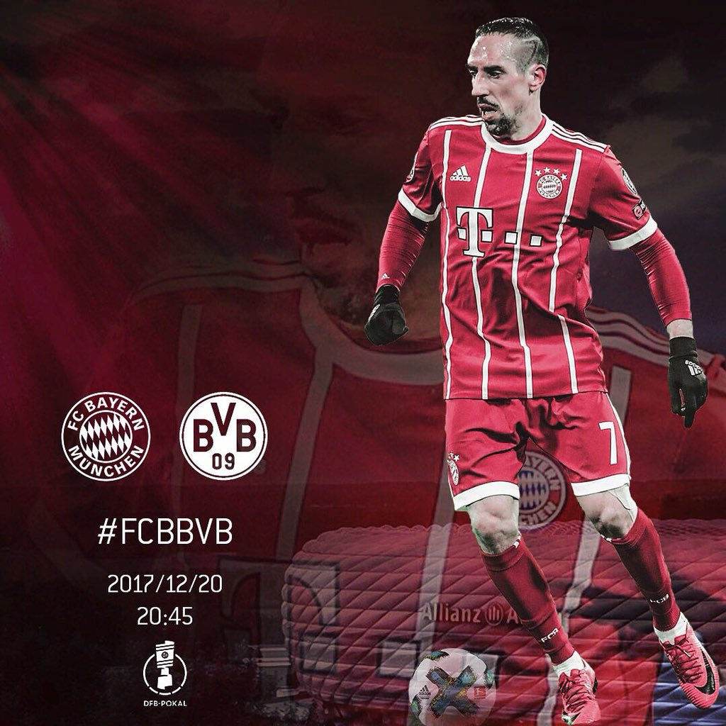 #FCBBVB ⚽️🔥 We are ready! 💪🏼 #DFBPokal #...