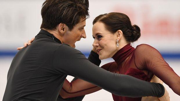Virtue & Moir: Canadian Olympic athl...