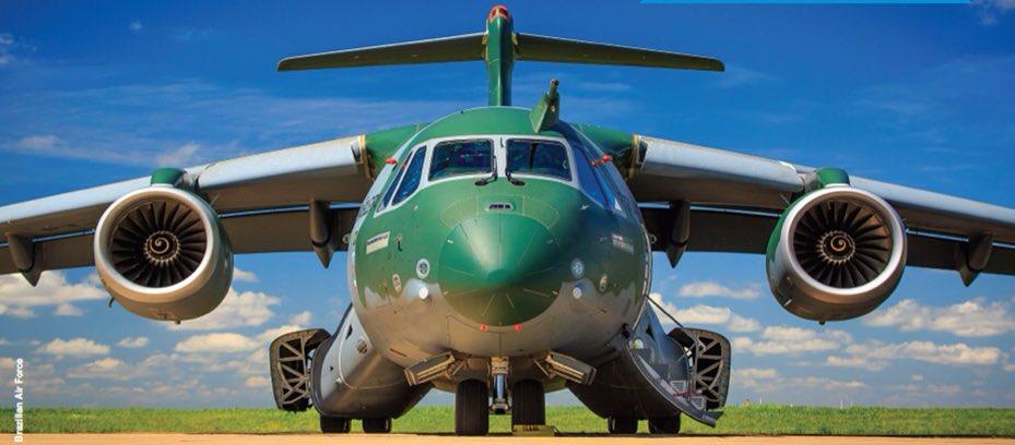 هنغاريا تتفاوض مع البرازيل لشراء طائرات Embraer KC-390  للنقل العسكري DRfgALMWkAA5i28