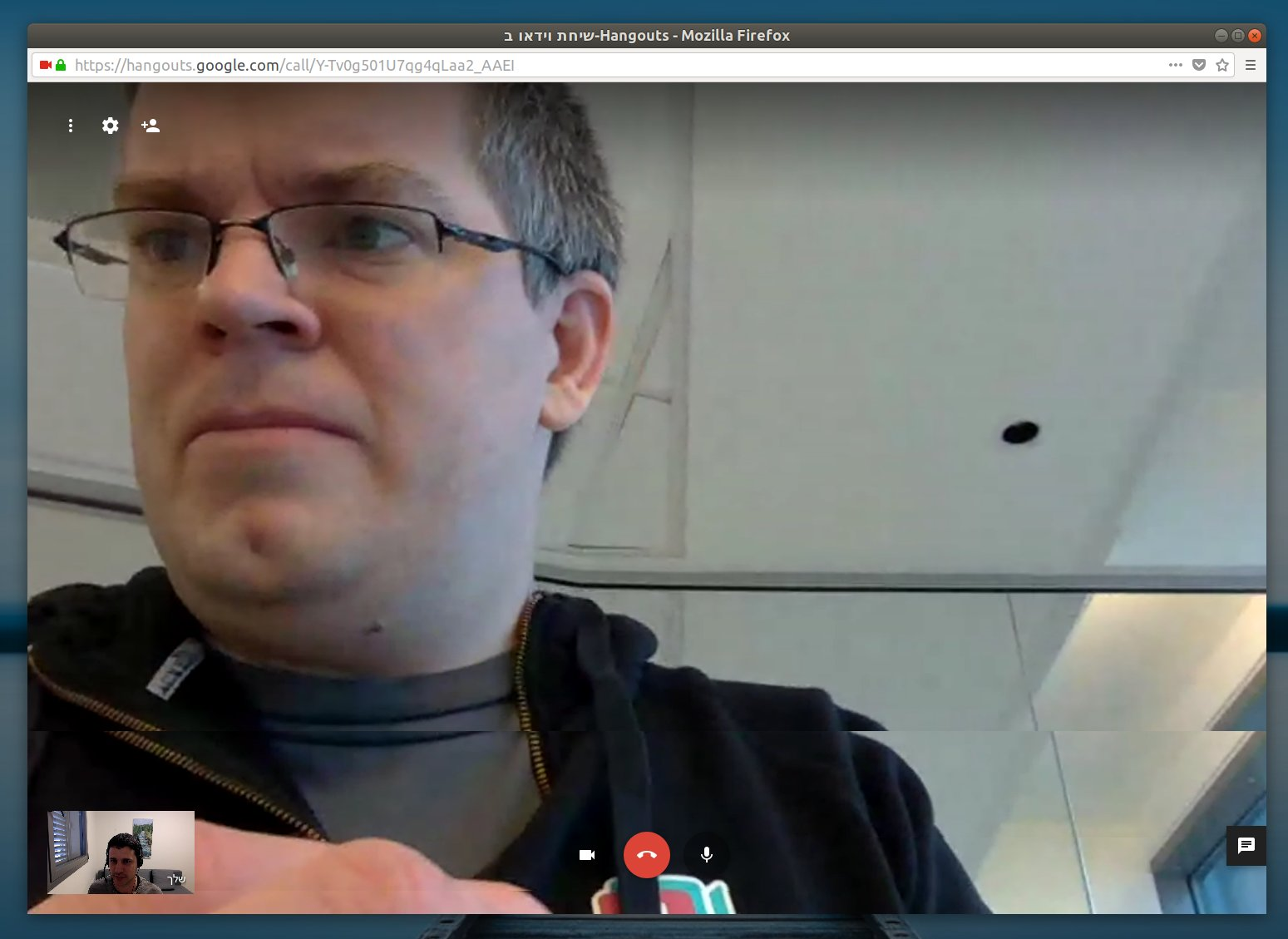 All I want for Christmas is Hangouts to use WebRTC on