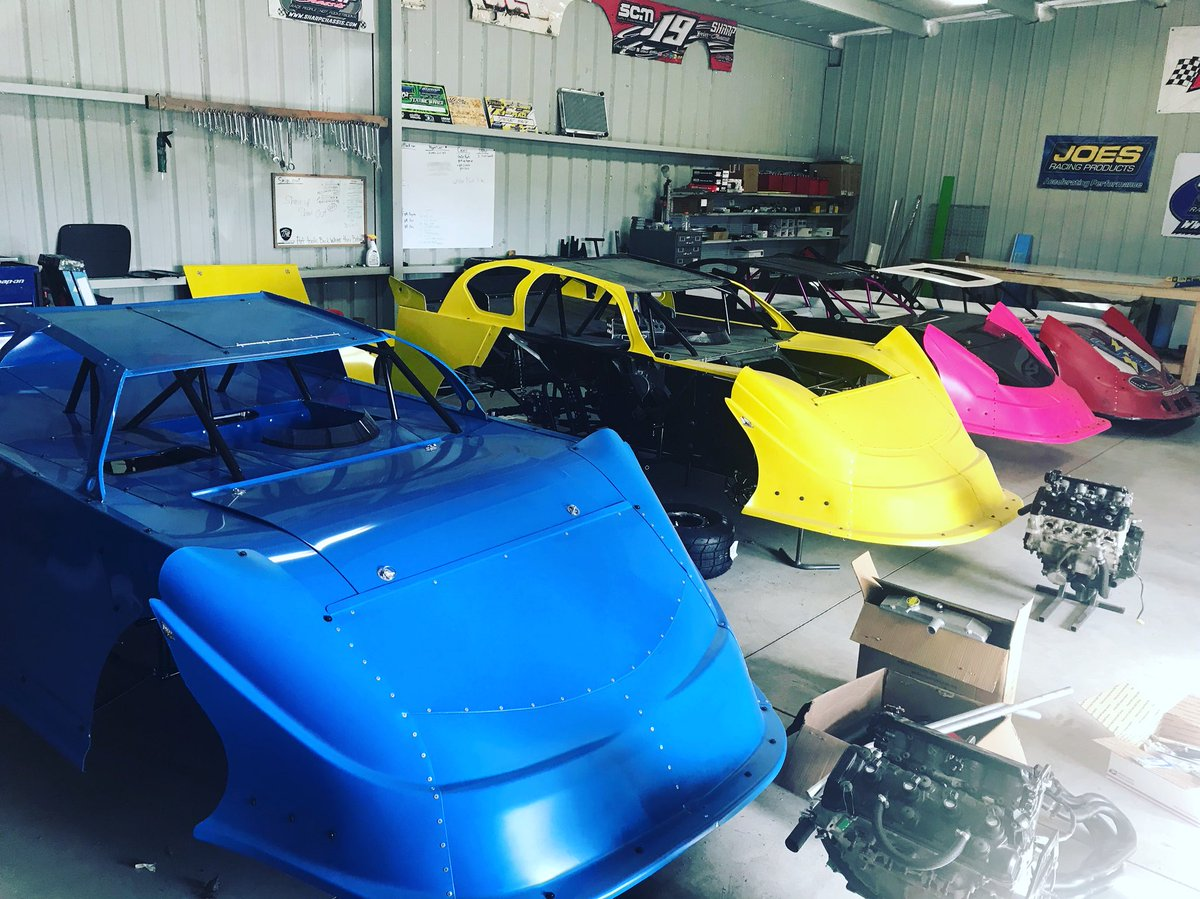 Sharp Mini Late Models On Twitter Is Getting Full These Cars Are Headed To Ok Pa Sc And Ga