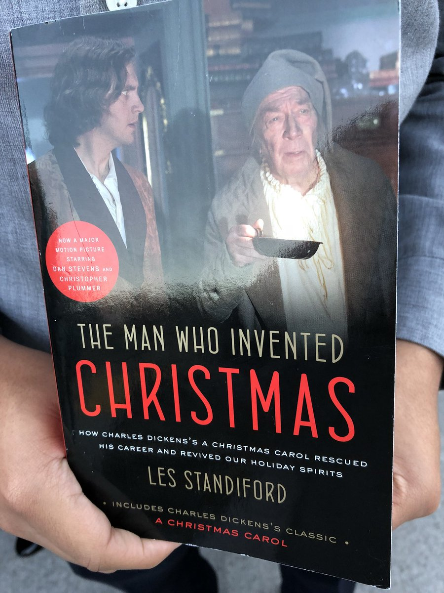 The Man Who Invented Christmas Poster.Felix Varela Senior On Twitter On Our Way To Books And