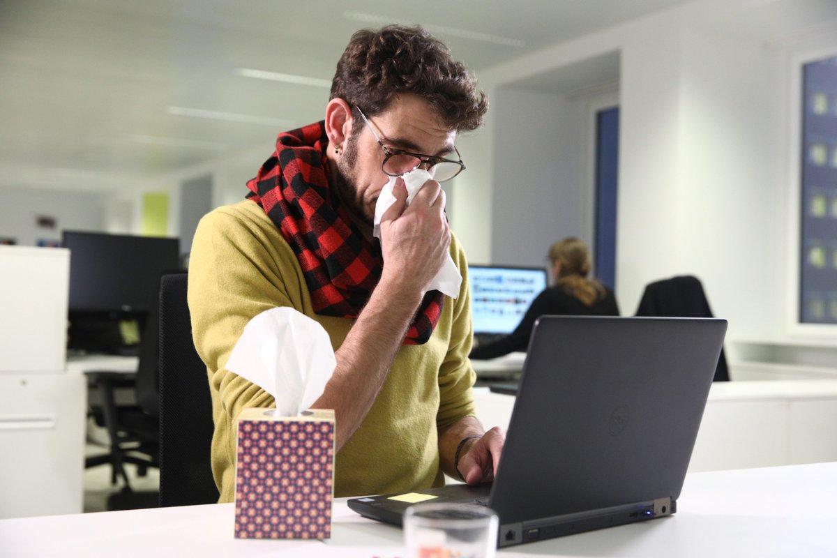 L'épidémie de grippe gagne la Bretagne #WinterIsComing https://t.co/2EyFQWAibj