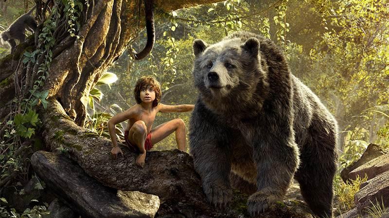 mowgli poster