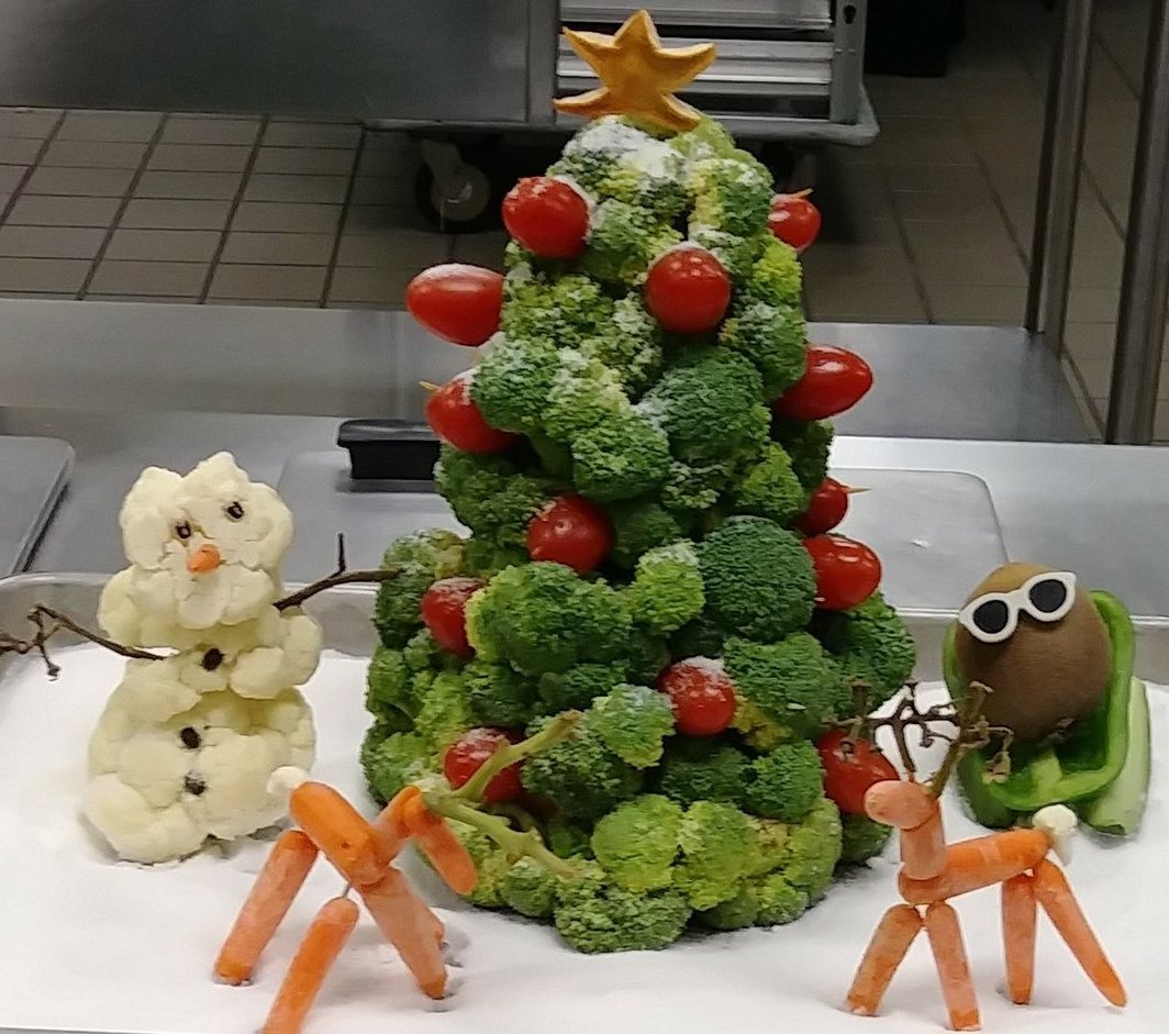 A Very Veggie Christmas.Dayle Hayes On Twitter Dear Santa Pwcsnutrition Posted