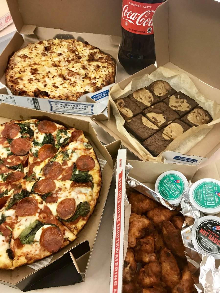 Domino S Pizza On Twitter Staying Homeonnye Here S A Tip If You