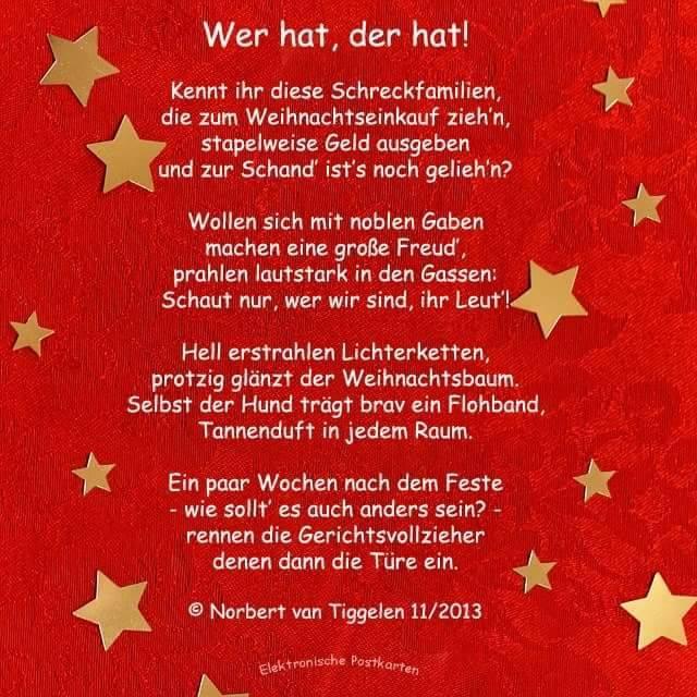 Lustige Weihnachtsgedichte Für Chefs.Weihnachtsgedicht Hashtag On Twitter